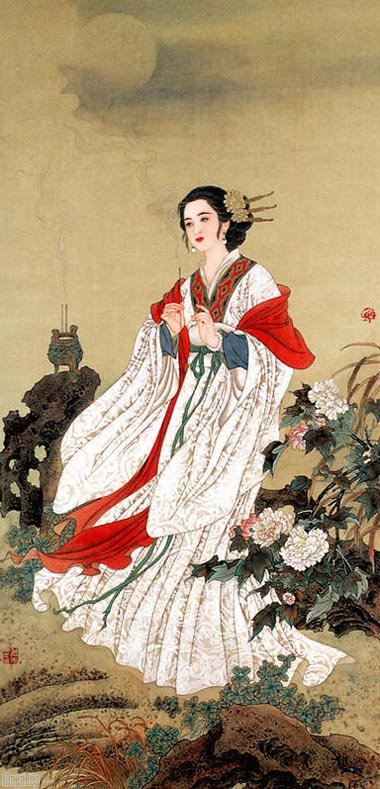Su Xiaoxiao xiaoxiao tomb