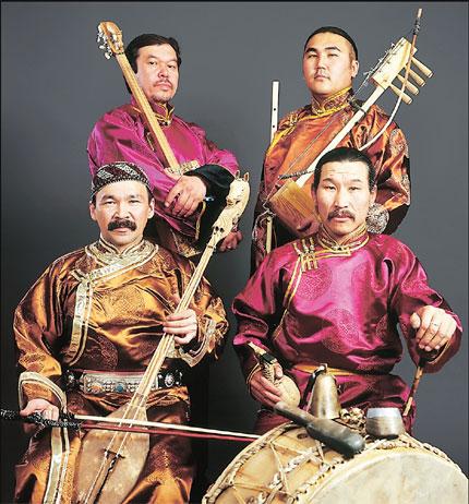 World music fest: Chinese folk diva, electro-tango