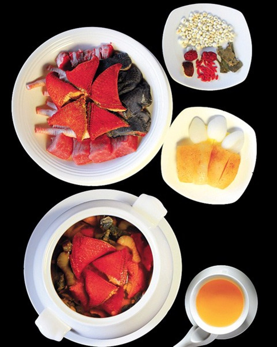 A culinary legacy from the Song Dynasty   Shanghai Daily