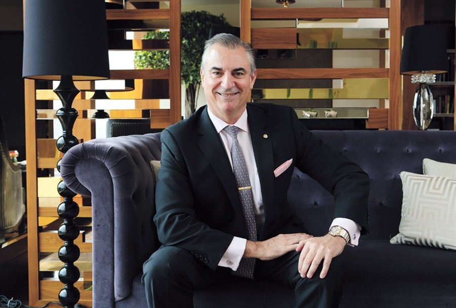 langham general manager says service is the key in hospitality