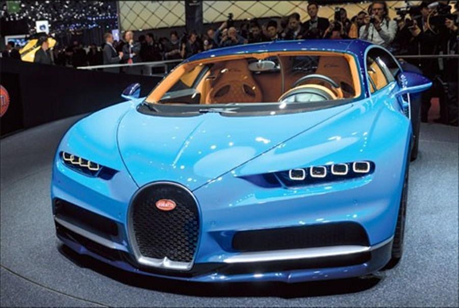 Economy Cars Take Back Seat At Swiss Show Shanghai Daily - Car show tomorrow