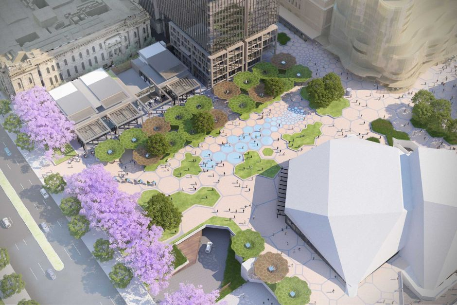 Agreement Reached Over Adelaide Festival Plaza Redevelopment
