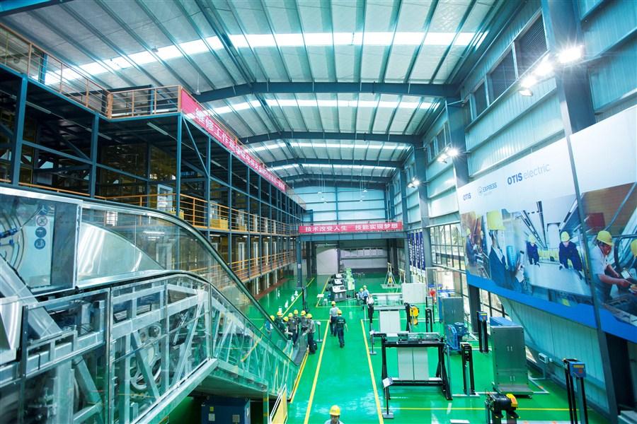 Otis is to train more elevator mechanics | Shanghai Daily