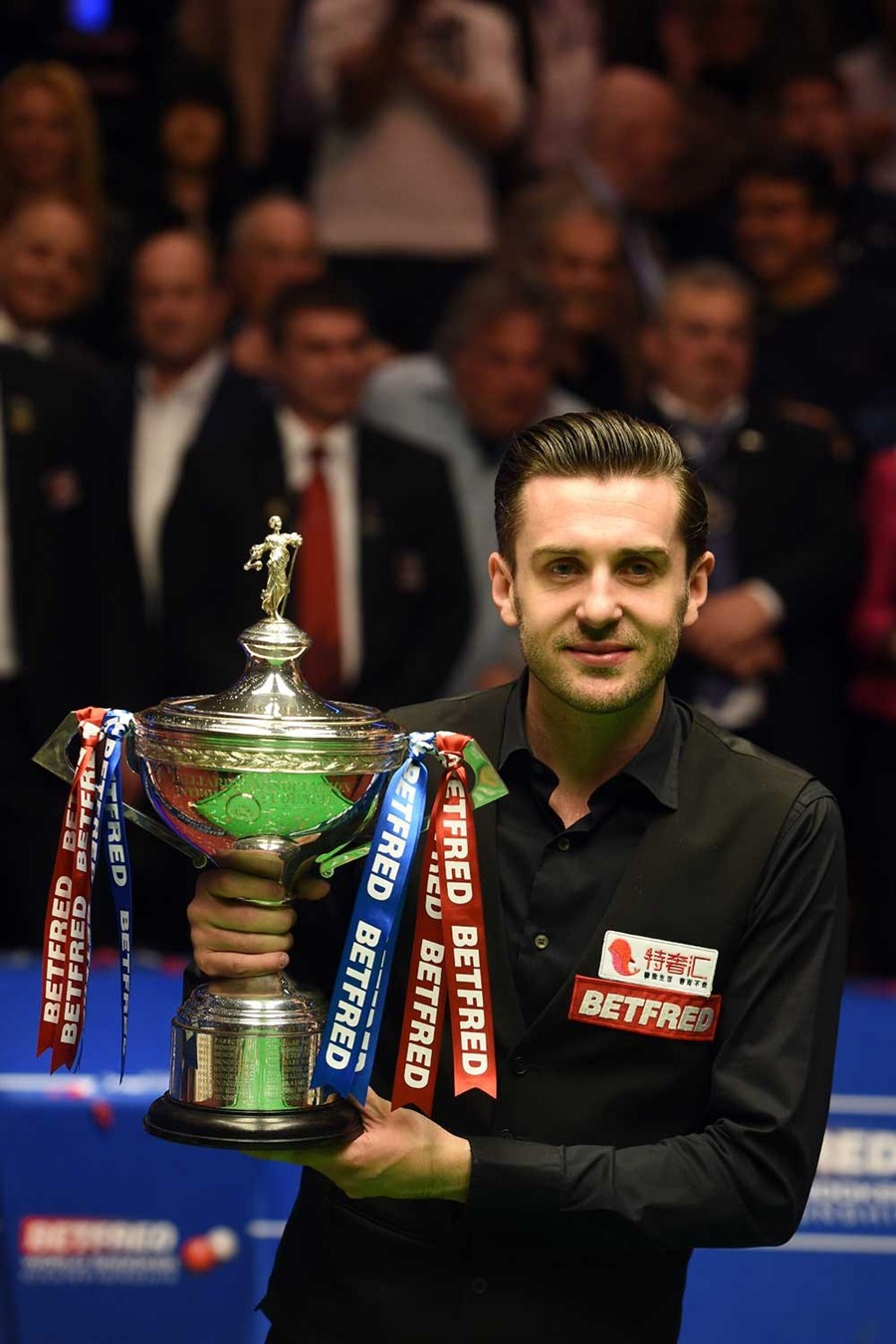 Selby joins elite trio in retaining world title | Shanghai Daily